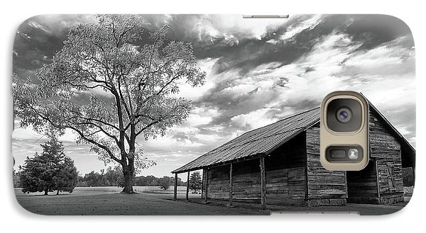 Galaxy Case featuring the photograph Stormy Weather by George Randy Bass