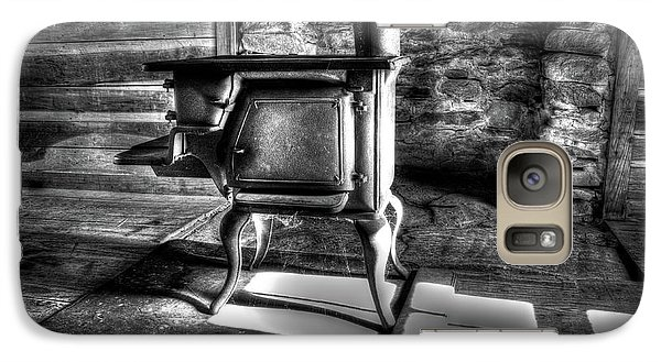 Galaxy Case featuring the photograph Stove by Douglas Stucky
