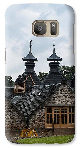 Galaxy Case featuring the photograph Strathisla Whisky Distillery Scotland #4 by Jan Bickerton