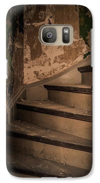Galaxy Case featuring the photograph Stray Cat by Odd Jeppesen