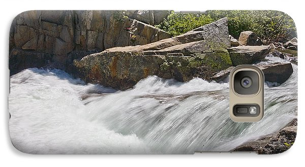 Galaxy Case featuring the photograph Stream In Yosemite National Park by Matthew Bamberg