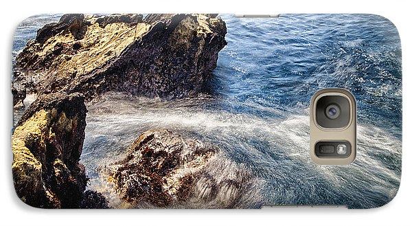 Galaxy Case featuring the photograph Stream by Tad Kanazaki
