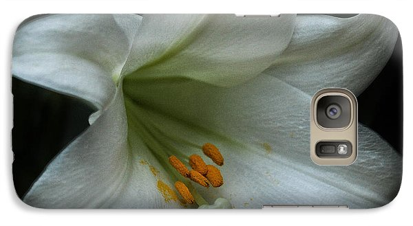 Galaxy Case featuring the photograph Assurance by Connie Handscomb
