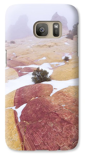 Galaxy Case featuring the photograph Stripe by Chad Dutson