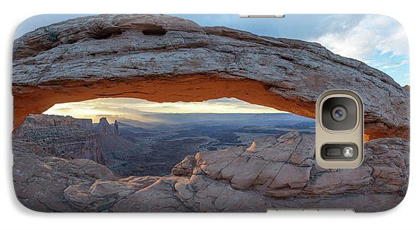 Galaxy Case featuring the photograph Stuck In A Moment by Dustin LeFevre