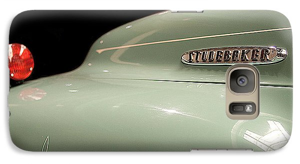 Galaxy Case featuring the photograph Studebaker by Patricia Hofmeester