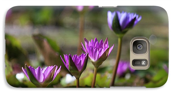 Galaxy Case featuring the photograph Stuff Of Dreams by Suzanne Gaff