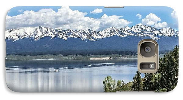 Galaxy Case featuring the photograph Stunning Colorado by William Wyckoff