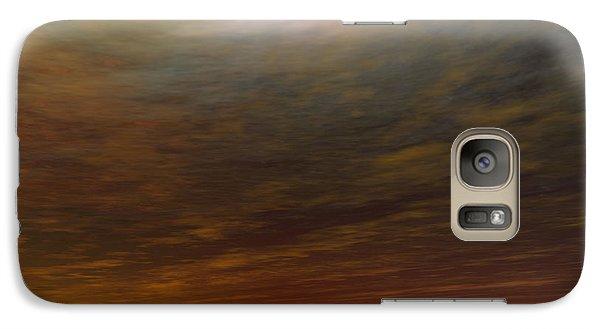 Galaxy Case featuring the digital art Sub Specie Aeternitatis by Sipo Liimatainen