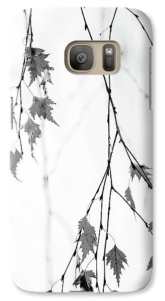 Galaxy Case featuring the photograph Subtle by Rebecca Cozart