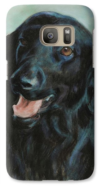 Galaxy Case featuring the pastel Sugar by Billie Colson