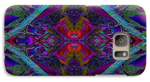 Galaxy Case featuring the photograph Sugarapsa by Barbara Tristan