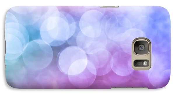 Galaxy Case featuring the photograph Sugared Almond by Jan Bickerton