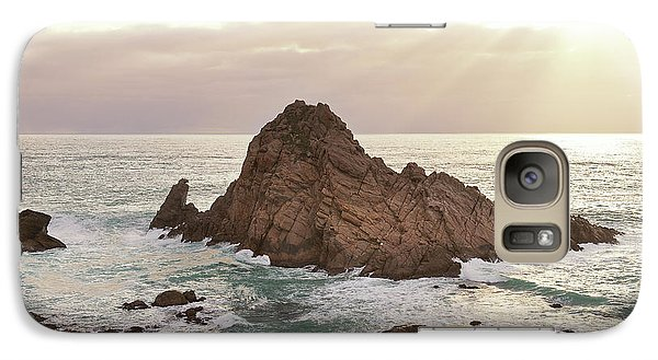 Galaxy Case featuring the photograph Sugarloaf Rock Sunset by Ivy Ho