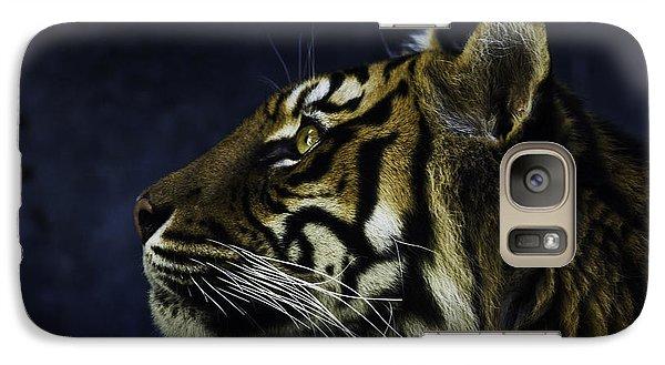 Sumatran Tiger Profile Galaxy S7 Case