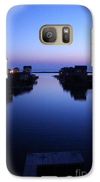 Galaxy Case featuring the photograph Summer Avon Evening by Tony Cooper