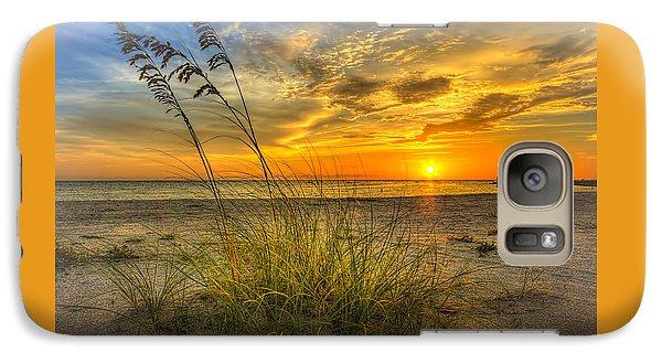 Summer Breezes Galaxy S7 Case