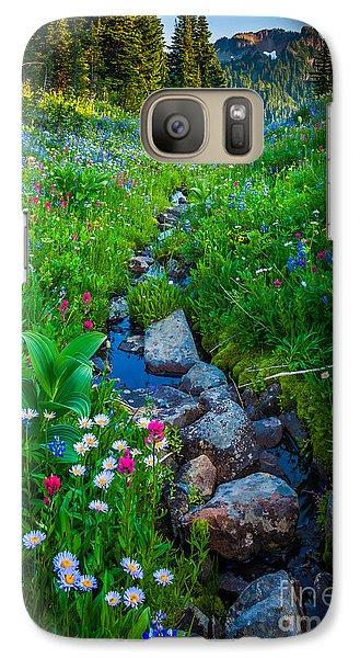 Summer Creek Galaxy S7 Case