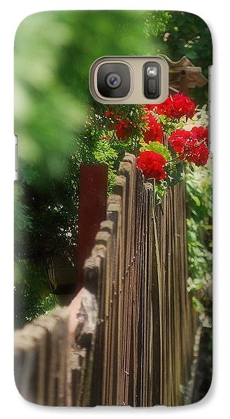Galaxy Case featuring the photograph Summer Day... by Marija Djedovic