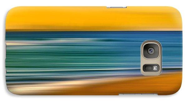 Summer Dayz Galaxy S7 Case