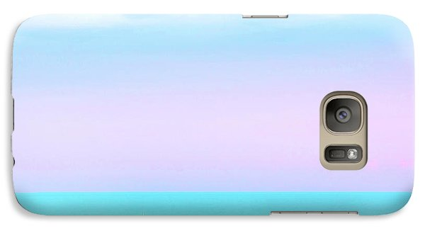 Helicopter Galaxy S7 Case - Summer Dreams by Az Jackson