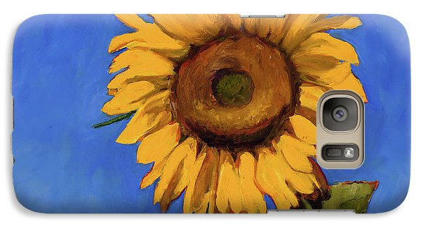 Galaxy Case featuring the painting Summer Fun by Billie Colson