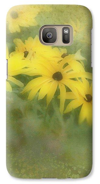 Galaxy Case featuring the photograph Summer Haze by Ann Powell