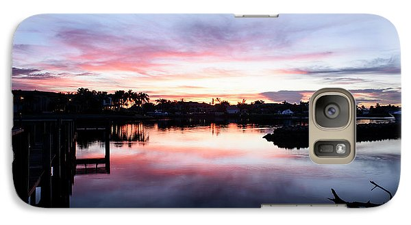 Galaxy Case featuring the photograph Summer House by Laura Fasulo