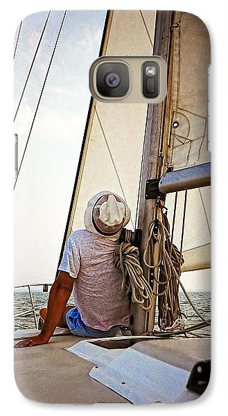 Summer On Lake Erie Galaxy S7 Case