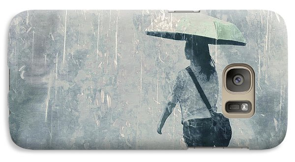 Galaxy Case featuring the photograph Summer Rain by LemonArt Photography