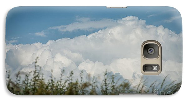 Galaxy Case featuring the photograph Summer Sky by Jan Bickerton