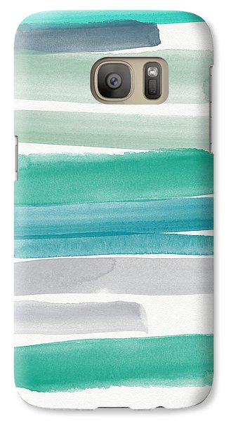 Summer Sky Galaxy S7 Case