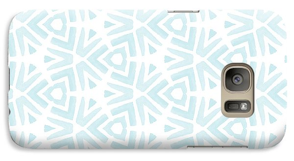 Summer Splash- Pattern Art By Linda Woods Galaxy S7 Case