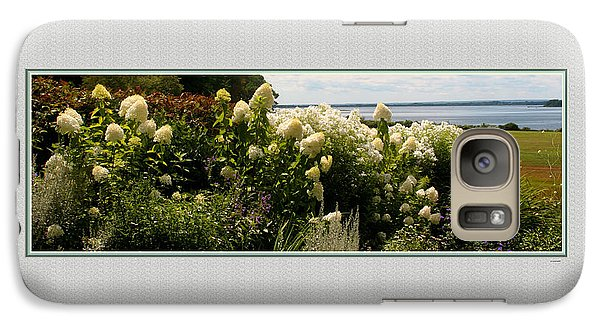 Galaxy Case featuring the photograph Summer Spledor by Tom Prendergast