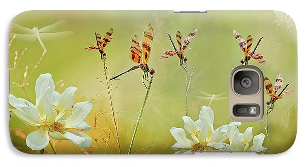 Galaxy Case featuring the photograph Summer Symphony by Bonnie Barry