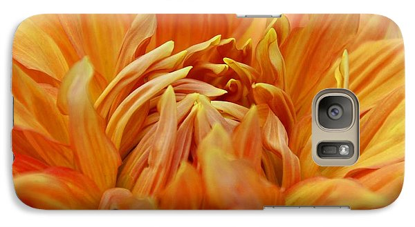 Galaxy Case featuring the photograph Summer Tales by Michiale Schneider