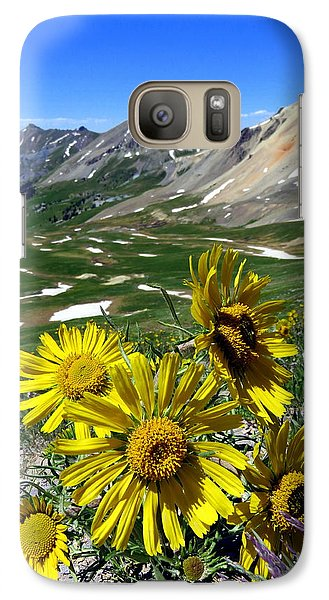 Summer Tundra Galaxy S7 Case