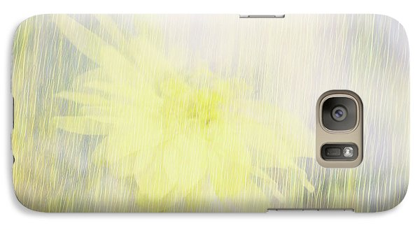Galaxy Case featuring the photograph Summer Whisper by Ann Powell