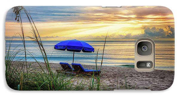 Galaxy Case featuring the photograph Summer's Calling by Debra and Dave Vanderlaan
