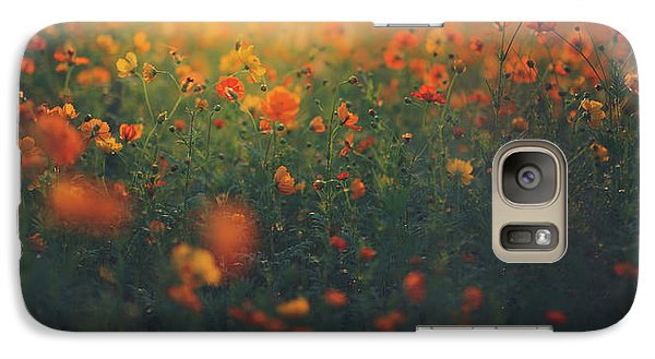 Galaxy Case featuring the photograph Summertime by Shane Holsclaw