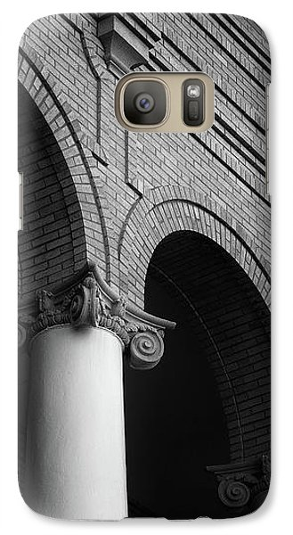 Galaxy Case featuring the photograph Sumter County Courthouse by Richard Rizzo