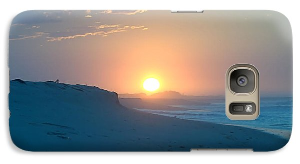 Galaxy Case featuring the photograph Sun Dune by  Newwwman