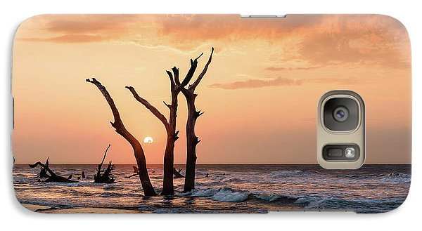 Bull Galaxy S7 Case - Sun Is Up by Ivo Kerssemakers