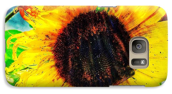 Galaxy Case featuring the photograph Sun by Jame Hayes