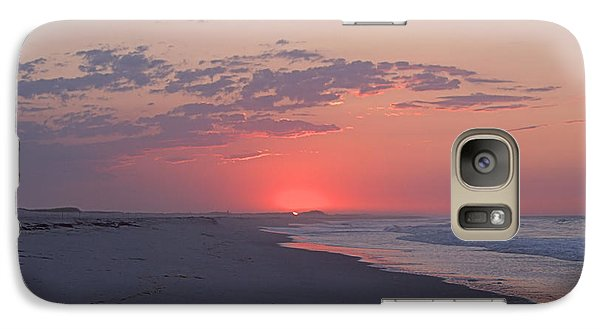 Galaxy Case featuring the photograph Sun Pop by  Newwwman