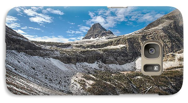 Galaxy Case featuring the photograph Sun Road by Jason Naudi
