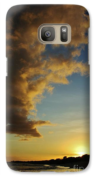 Galaxy Case featuring the photograph Sun Sea And Cloud by Craig Wood