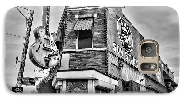 Sun Studio - Memphis #2 Galaxy S7 Case by Stephen Stookey