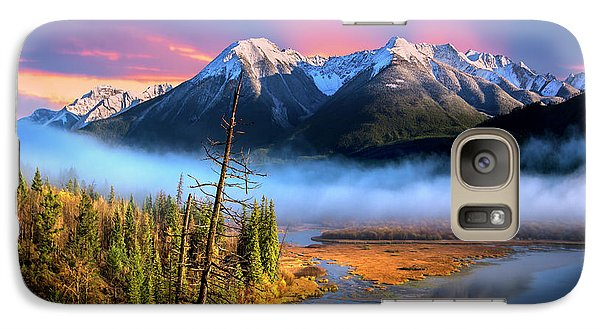 Galaxy Case featuring the photograph Sundance by John Poon