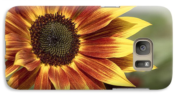 Sunflower Galaxy S7 Case